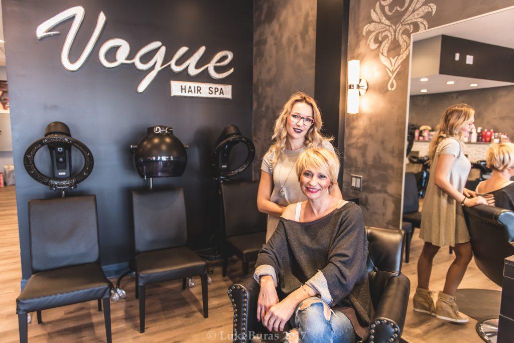 Hair Extensions Vogue Hair Spa